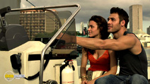 A still #9 from Step Up 4: Miami Heat (2012) with Kathryn McCormick and Ryan Guzman