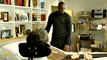 A still #7 from Untouchable with Omar Sy