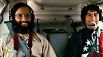 A still #12 from The Dictator with Sacha Baron Cohen and Jason Mantzoukas