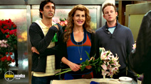 A still #2 from I Hate Valentine's Day with Nia Vardalos, Amir Arison and Stephen Guarino