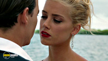 A still #13 from The Rum Diary with Amber Heard