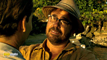 A still #15 from The Rum Diary with Michael Rispoli