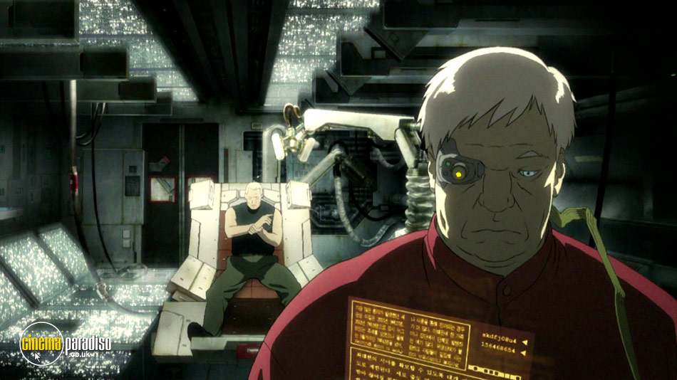 Ghost in the Shell 2: Innocence — Wikipdia