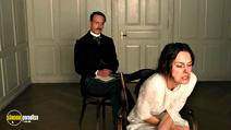 A still #2 from A Dangerous Method with Keira Knightley and Michael Fassbender