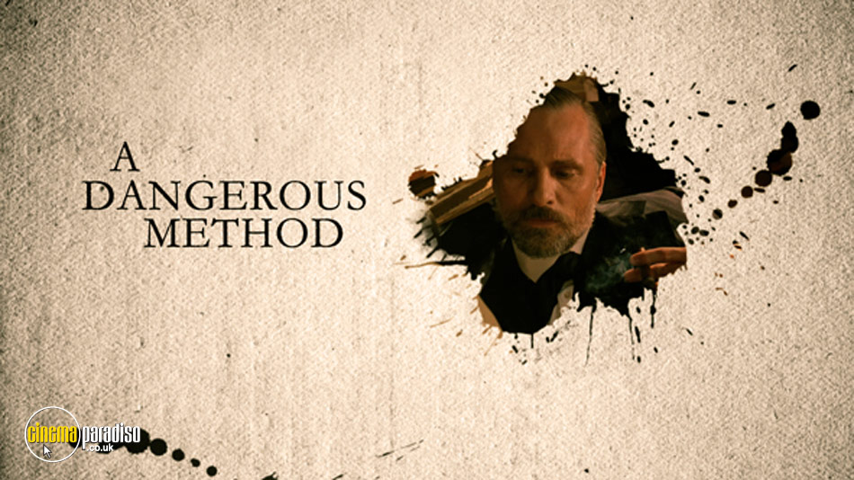 A Dangerous Method online DVD rental