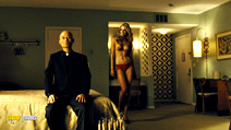 A still #5 from Seven Psychopaths with Long Nguyen and Christine Marzano