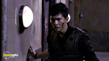 A still #9 from The Raid with Iko Uwais