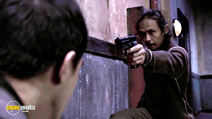 A still #12 from The Raid with Yayan Ruhian