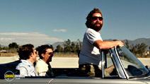 A still #23 from The Hangover with Bradley Cooper and Zach Galifianakis