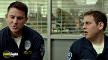 A still #5 from 21 Jump Street with Channing Tatum and Jonah Hill