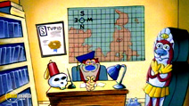 Still #8 from Ren and Stimpy: Series 1 and 2