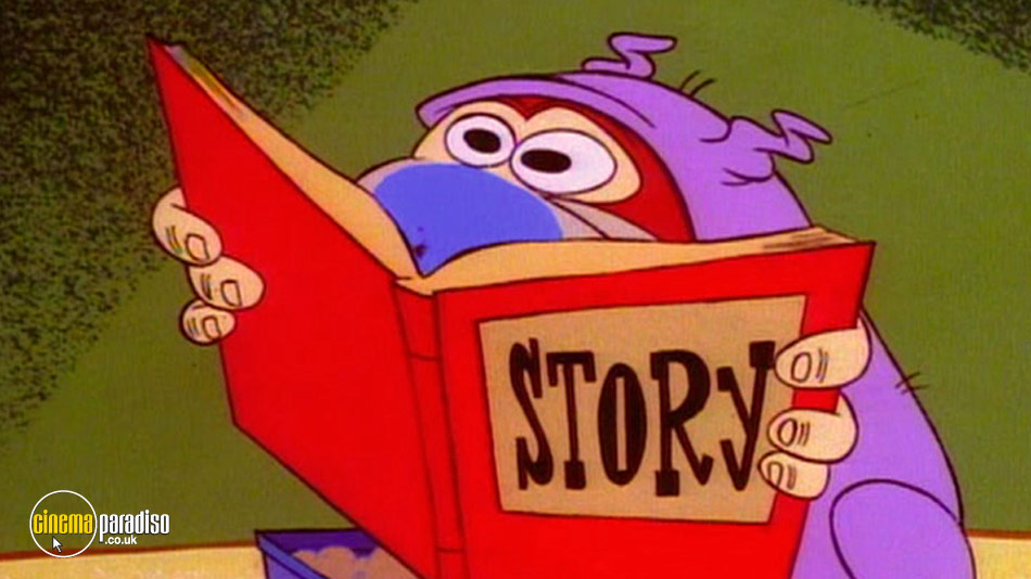 Ren and Stimpy: Series 1 and 2 online DVD rental