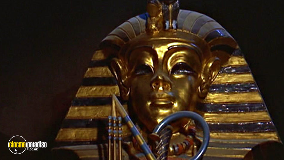 The Curse of the Mummy's Tomb online DVD rental