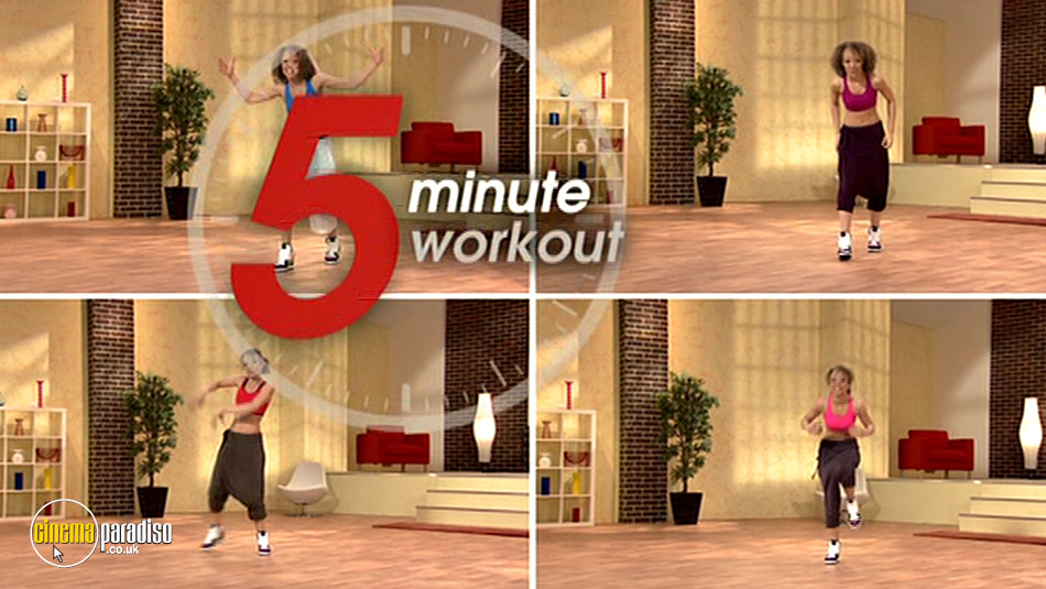 Fit in 5 to 20 Minutes: Street Dance Workout online DVD rental