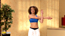 Still #3 from Fit in 5 to 20 Minutes: Street Dance Workout