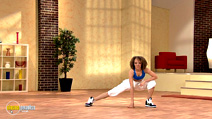 Still #5 from Fit in 5 to 20 Minutes: Street Dance Workout