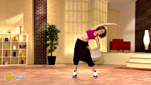 Still #7 from Fit in 5 to 20 Minutes: Street Dance Workout