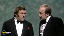 Still #2 from Masters Of Comedy: Les Dawson