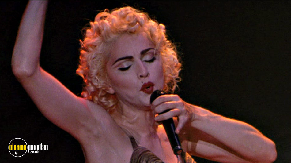 In Bed with Madonna online DVD rental