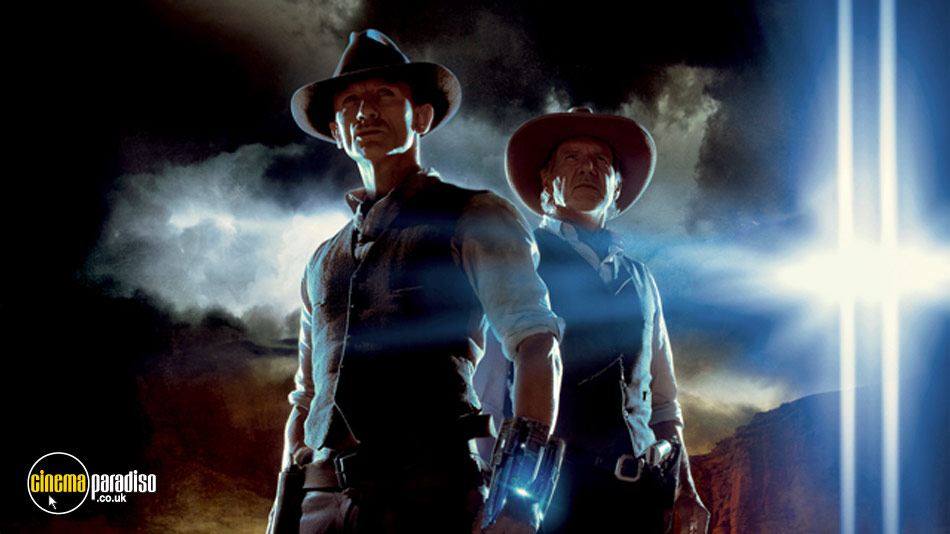 Cowboys and Aliens online DVD rental