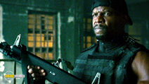 A still #7 from The Expendables 2 with Terry Crews