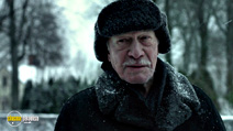 A still #4 from The Girl with the Dragon Tattoo with Christopher Plummer