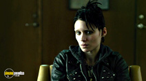 A still #5 from The Girl with the Dragon Tattoo with Rooney Mara