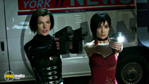 A still #9 from Resident Evil: Retribution (2012) with Milla Jovovich and Bingbing Li