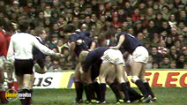 Still #7 from Welsh Rugby's Six of the Best: 1980s