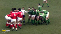 Still #8 from Welsh Rugby's Six of the Best: 1980s