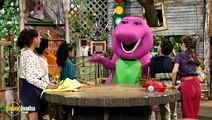 Still #2 from Barney: It's Time for Counting