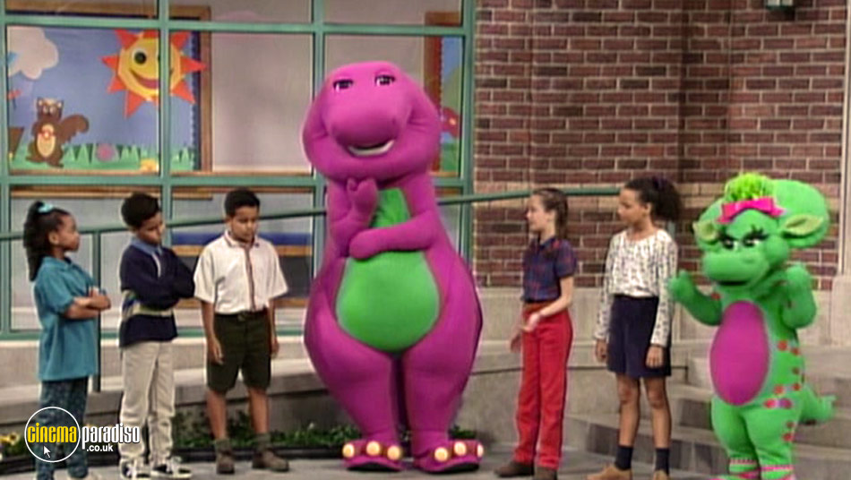 Barney: It's Time for Counting online DVD rental