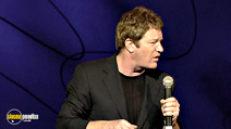 Still #4 from Jim Davidson: Red, White and Very Blue