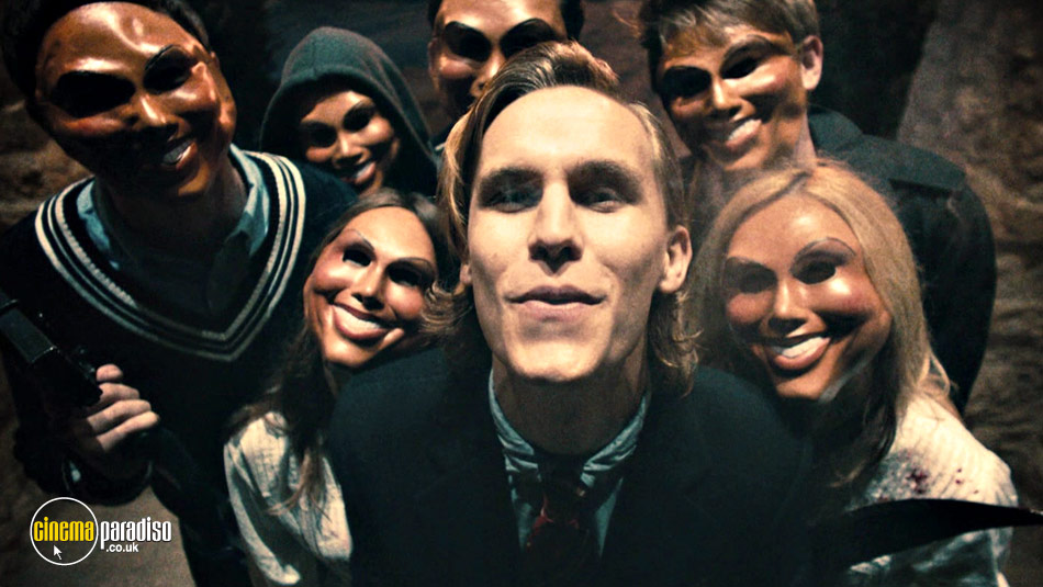 Rent The Purge (2013) film | CinemaParadiso.co.uk