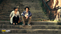 A still #2 from All in Good Time (2012) with Reece Ritchie and Amara Karan