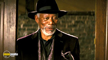 A still #6 from Now You See Me with Morgan Freeman