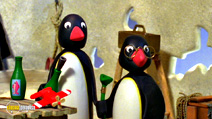 Still #8 from Pingu: Sledge Academy