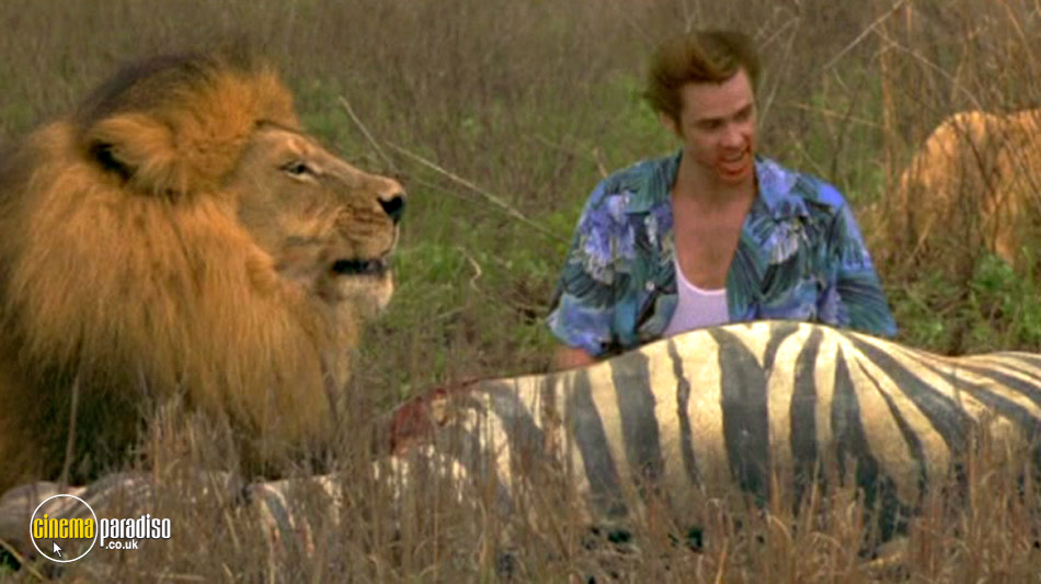 Ace Ventura: When Nature Calls online DVD rental