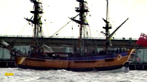Still #1 from Ships on the River Humber: Past and Present