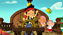 Still #1 from Jake and the Never Land Pirates: Jake Saves Bucky