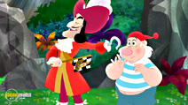 Still #4 from Jake and the Never Land Pirates: Jake Saves Bucky