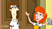 Still #2 from Phineas And Ferb: The Daze Of Summer