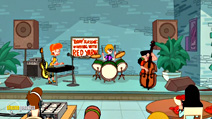 Still #8 from Phineas And Ferb: The Daze Of Summer