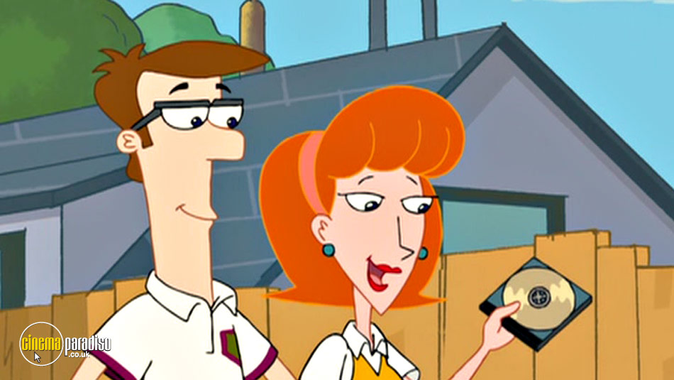 Phineas And Ferb: The Daze Of Summer online DVD rental