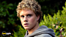 A still #9 from Chasing Mavericks (2012) with Jonny Weston