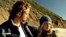 A still #8 from Chasing Mavericks (2012) with Gerard Butler and Leven Rambin