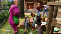 Still #4 from More Barney Songs