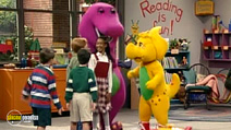 Still #5 from More Barney Songs