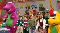 Still #6 from More Barney Songs