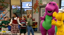 Still #7 from More Barney Songs
